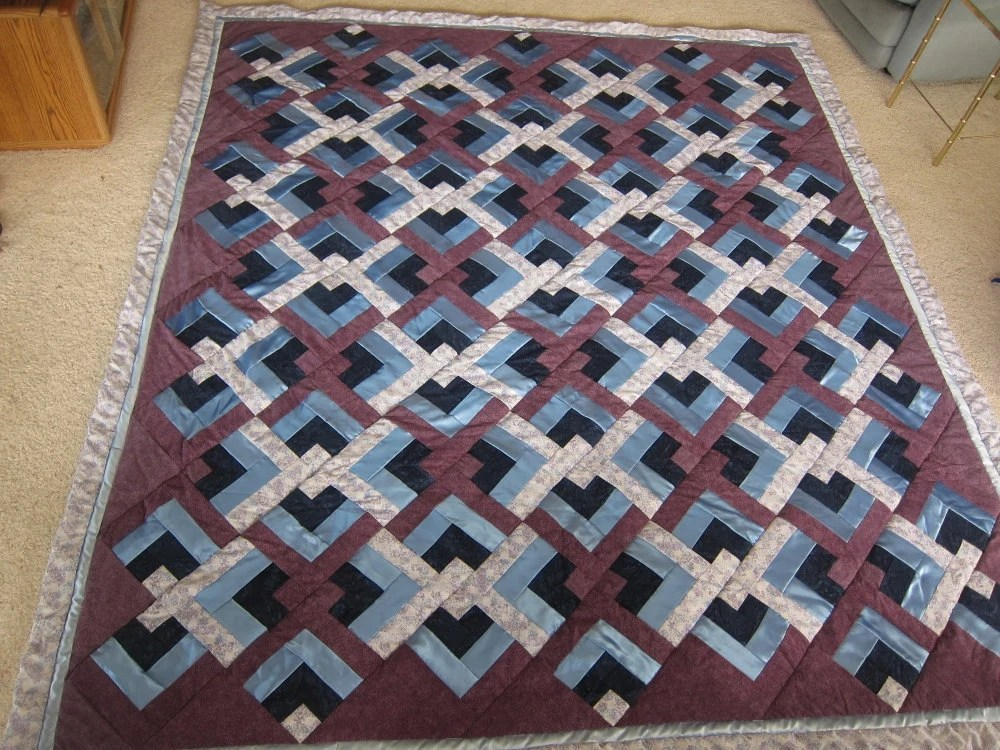 King Size Quilt Dimensions Inches