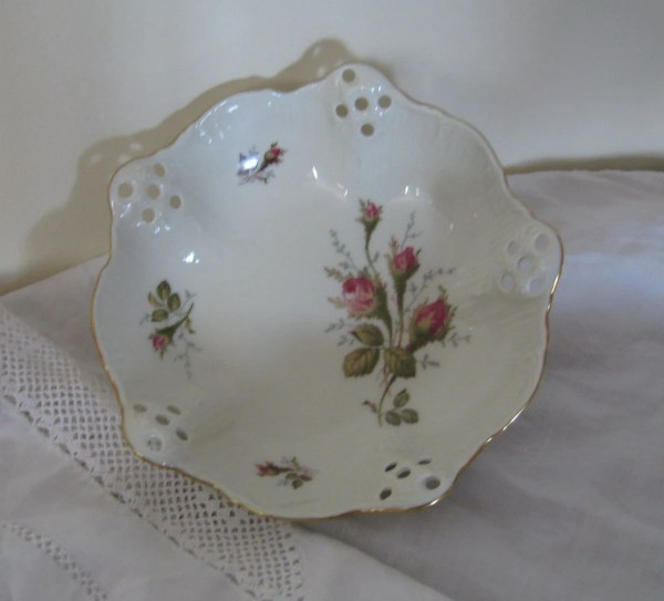 Pink Moss Rose China Pattern By Rosenthal - Year of Clean Water