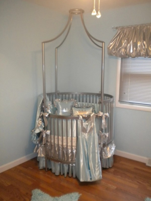 Custom Crib Bedding & Sheets