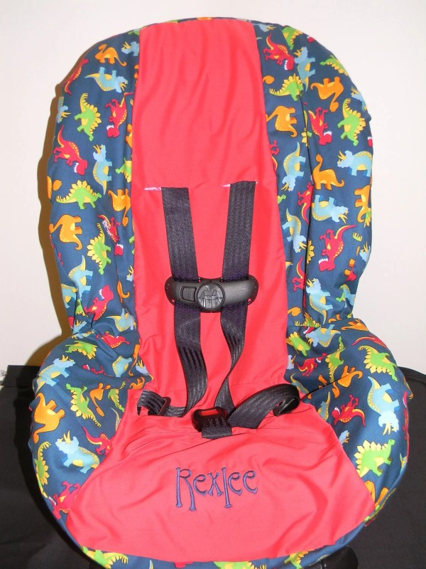 Toddler And Infant Convertible Car Seat Cover Fits Cosco