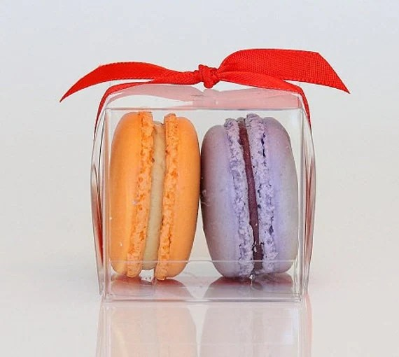 Items Similar To Custom Wedding Favor Boxes Two French