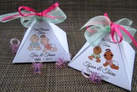 Twins Baby Shower Decorations | Best Baby Decoration