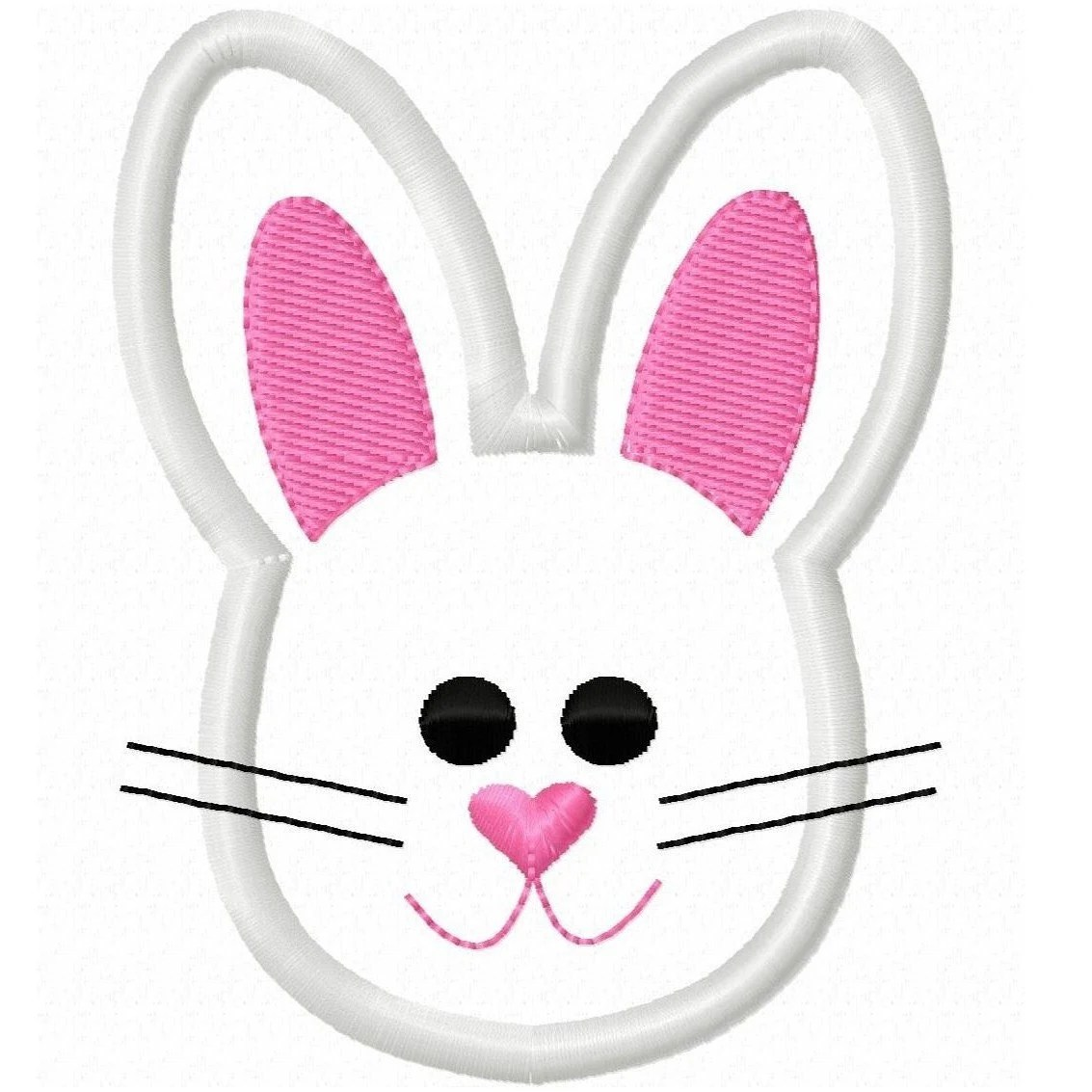 Bunny Easter Close Face