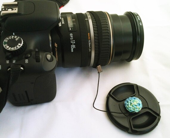 Camera Lens Cap Keeper, Lens Cap Holder