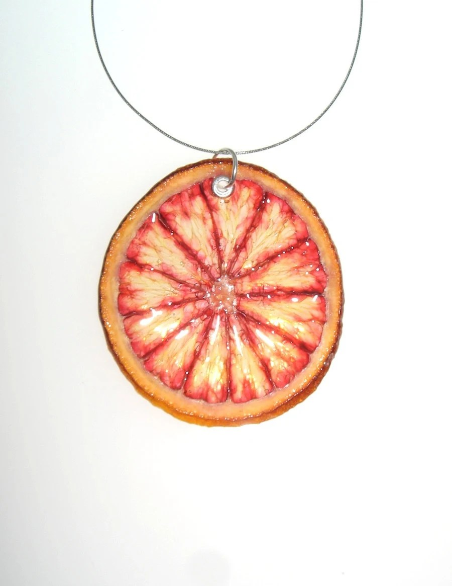 Real Fruit Jewelry Feature and Giveaway