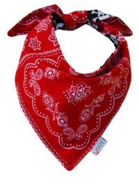 Medium Red Dog Bandana