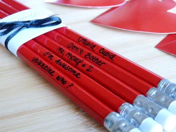Crayons Anti-Saint Valentin