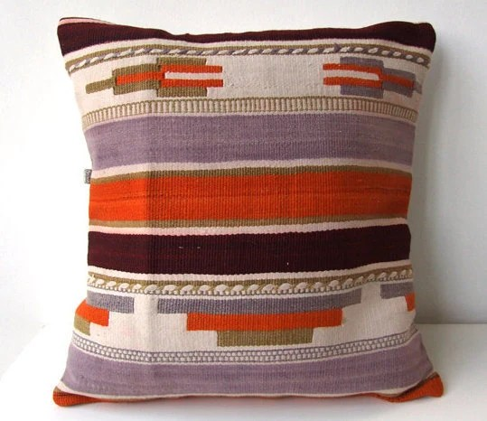 Anatolian Turkish Rug Pillow Cover - mothersatelier