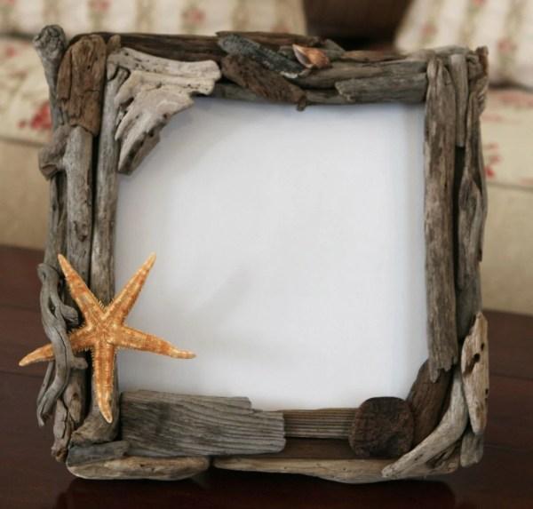 Driftwood Frame Starlight 10 X