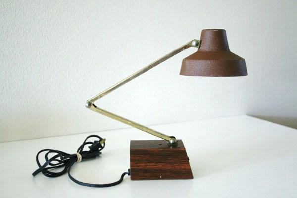 Vintage Tensor Desk Lamp