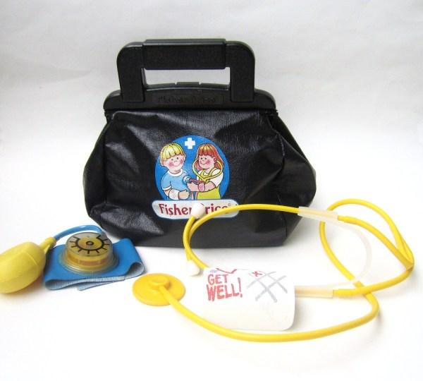 Fisher-Price Doctor Kit Medical