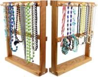 Jewelry Holder Necklace Holder Rack Double Sided Bracelet
