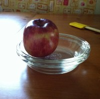 Two Small 6-inch Pyrex 206 Glass Pie Plates Pans by ...