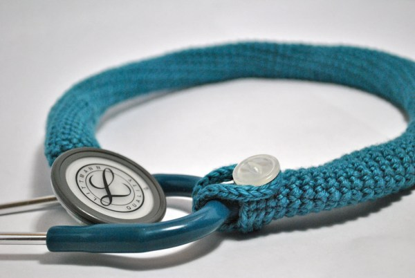 Crochet Stethoscope Cover