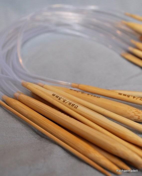 6 Inch Circular Knitting Needles