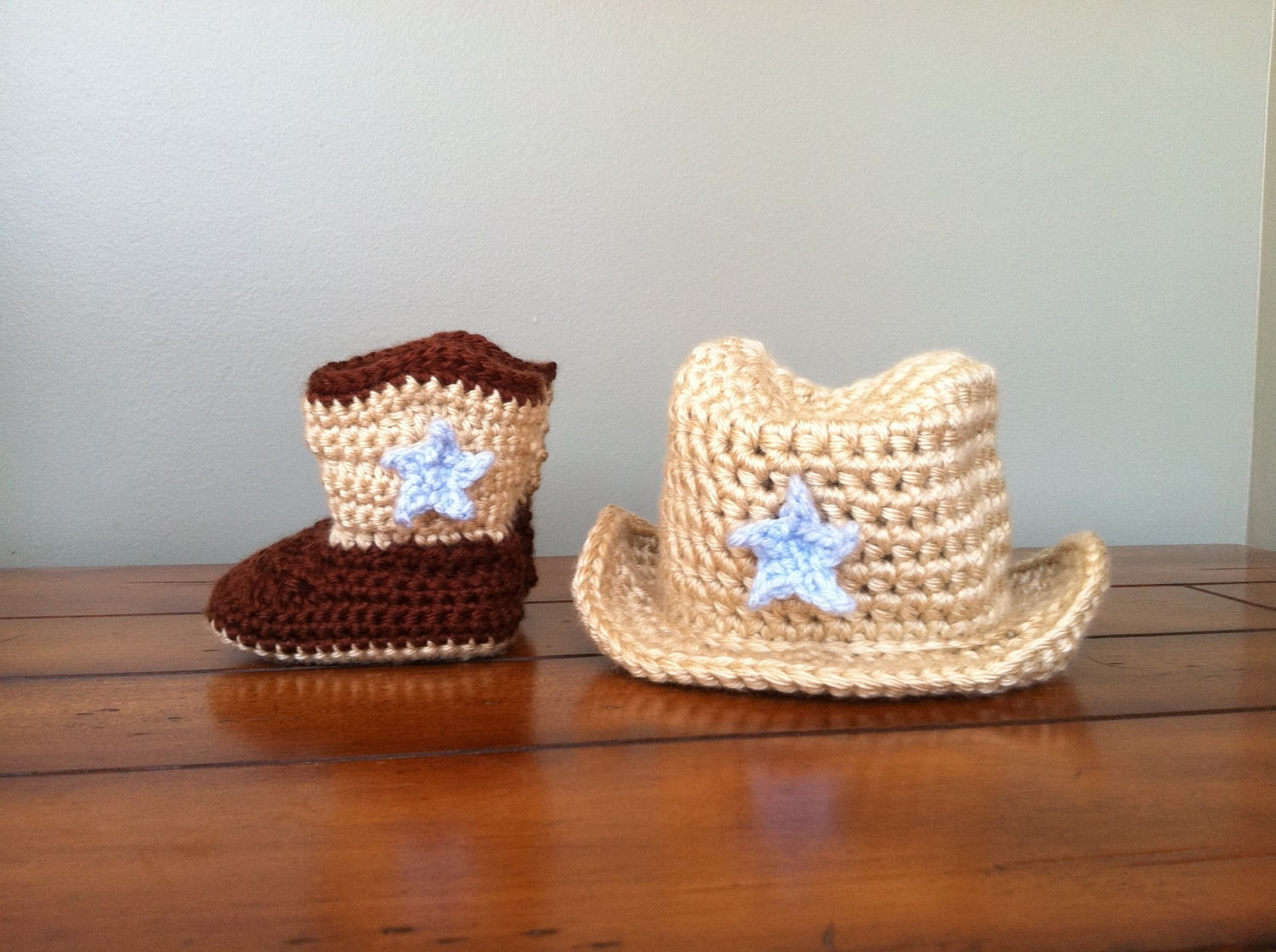 Hat Free Cowboy Boots And Pattern Baby Crochet
