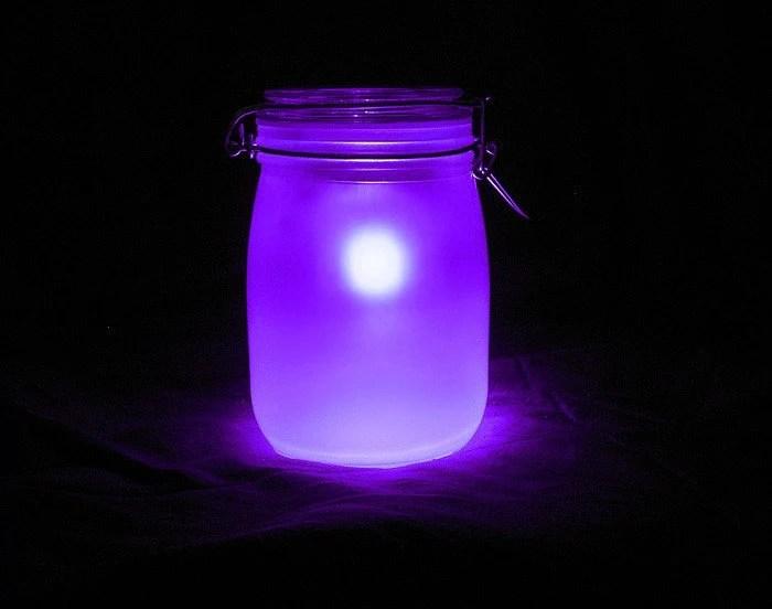 Mason Jar Led Lights