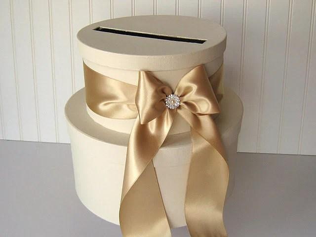 Wedding Card Box DIY Kit And Supplies