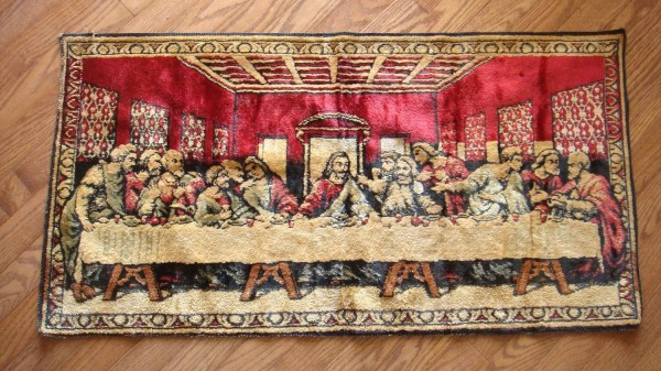 Last Supper Tapestry Wall Hangings