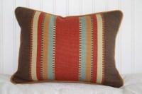Decorative Pillow 12x16 Throw Pillow/ Accent Pillow/
