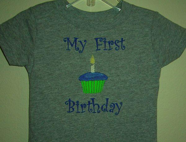 My 1st Birthday Boy Shirts