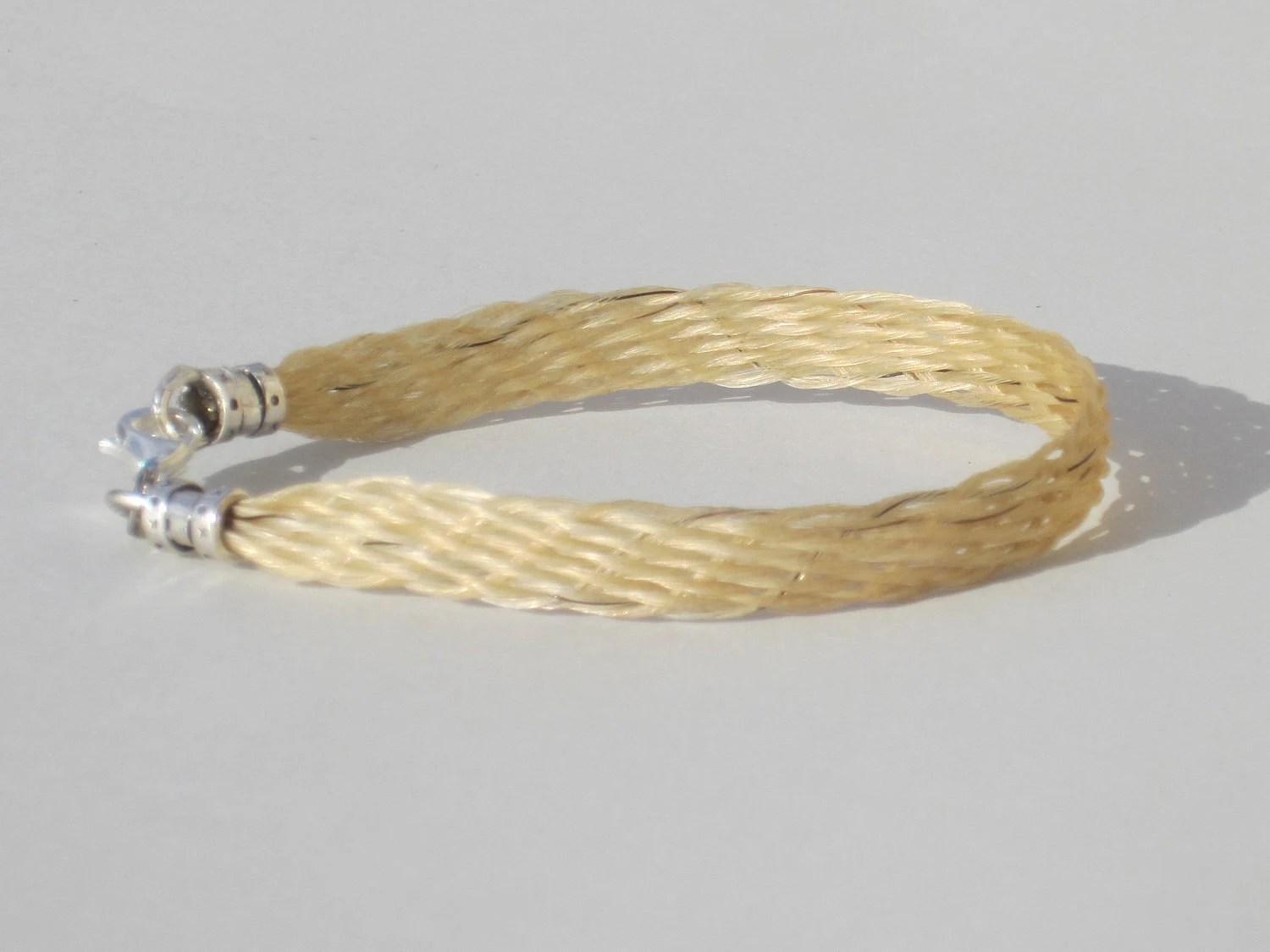 Items Similar To Custom Handmade Horse Hair Bracelet With