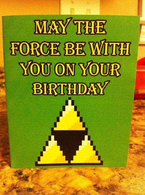 birthday card template for