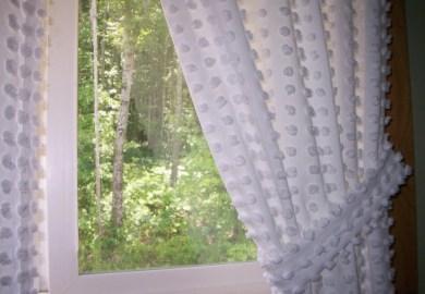 Half Curtains Etsy