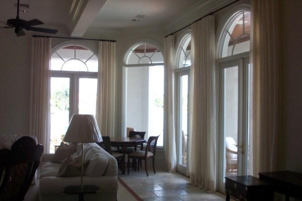 Extra Long Curtains Panels High Windows Loft Avisafabrics
