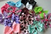 hair bow grab bag headband
