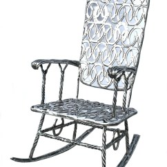 Horseshoe Rocking Chair Flexsteel Slipcovers By Saltcreekcrafts On Etsy
