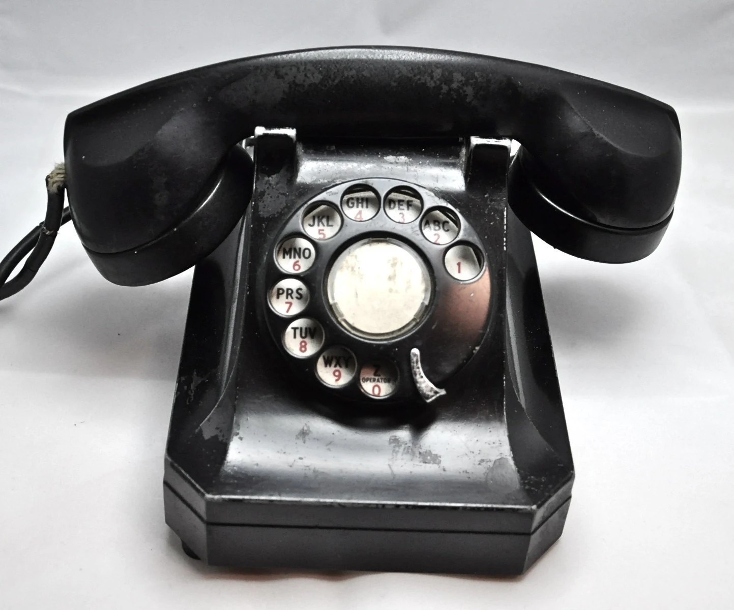 Does How Telephone Work It First