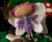 skye fairy with pink hair