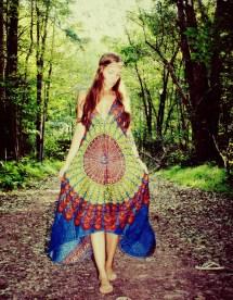 Bohemian Hippie Dresses