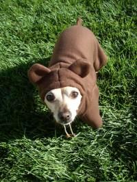 Items similar to Teddy Bear Dog Costume Pet Costume ALL ...