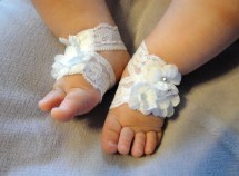 Barefoot Sandal Baby Sandals