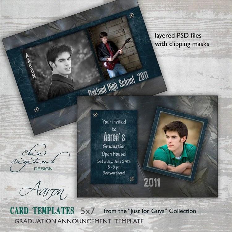 Senior Announcement Cards