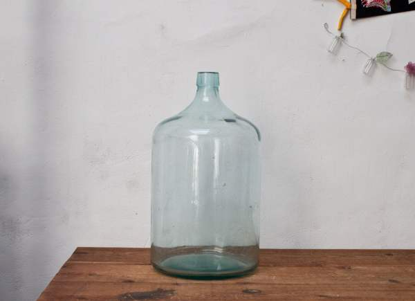 Large Industrial Glass Water Jug 20 Gallon