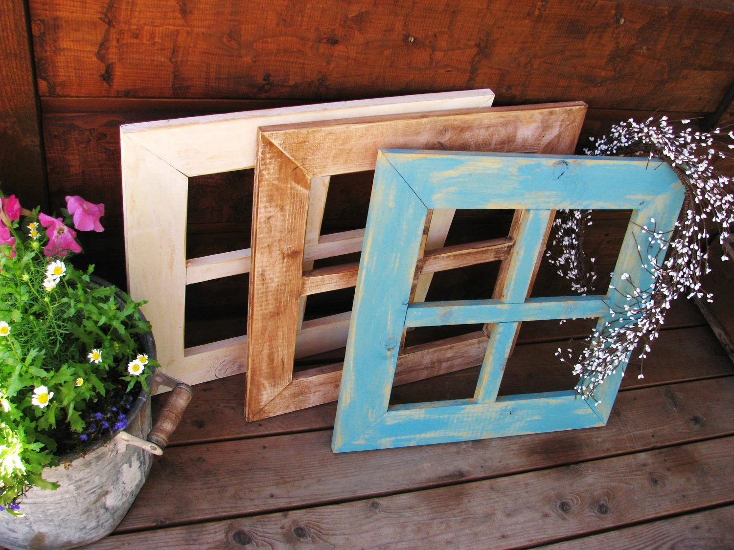 Items Similar To CUSTOM COLORSDistressed Wooden