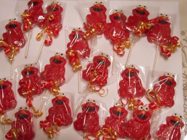 Sesame Street Elmo Birthday Party Favor