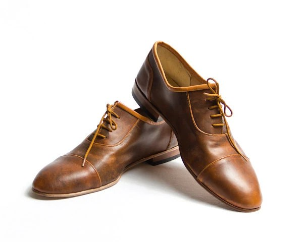 vintage brown and honey vagabond shoes - FREE WORLDWIDE SHIPPING - goodbyefolk