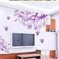 Vinyl wall decal wall sticker kids decal flower decal room decor