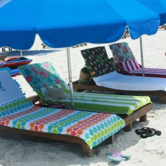 Terry Towel Lounge Chair Covers Lawn Umbrella Holder Custom Beach Pool Personalized A Dress Up For You