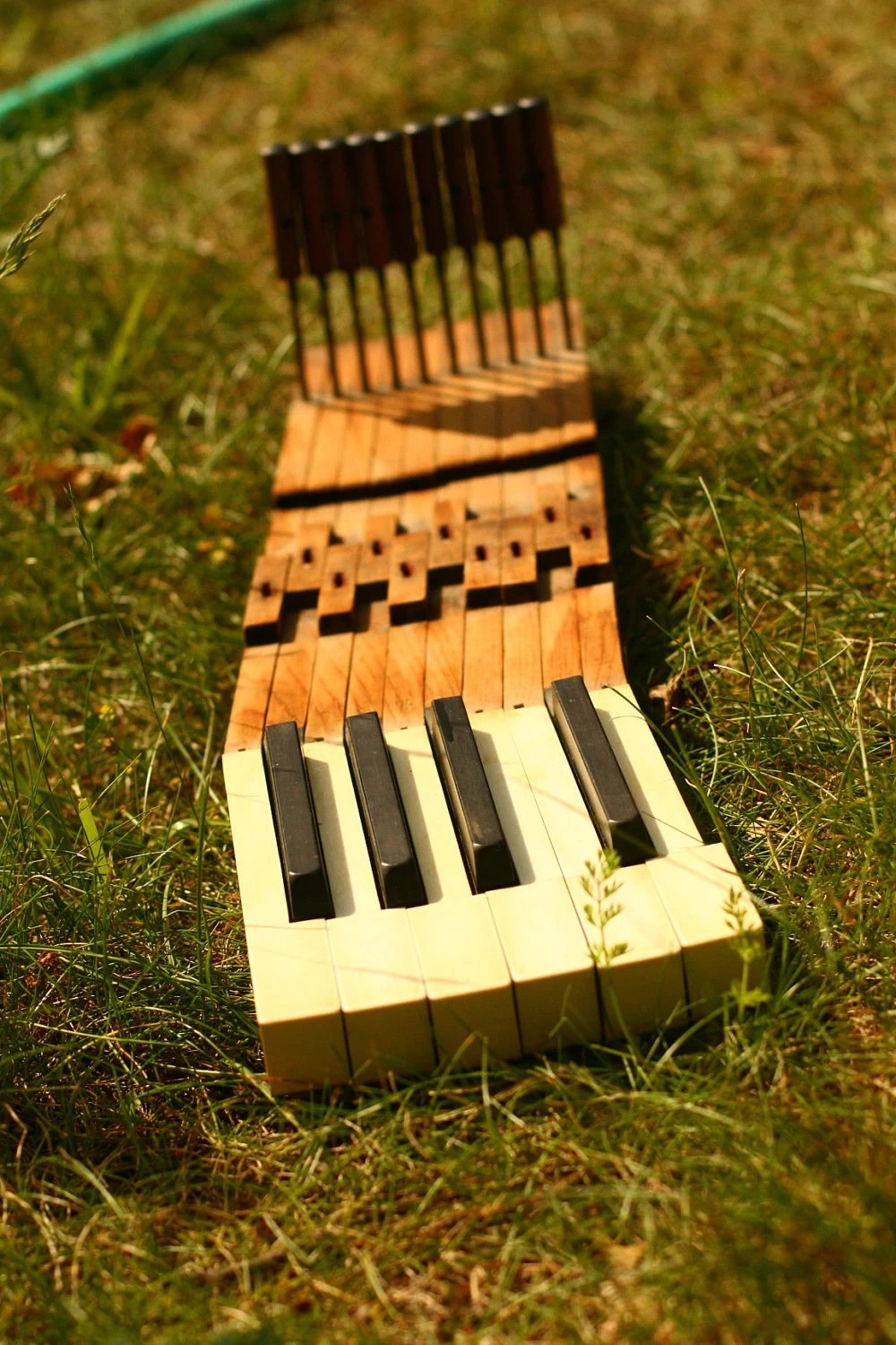 30 OFF SALE Vintage Ivory Piano Keys Music Song Theater
