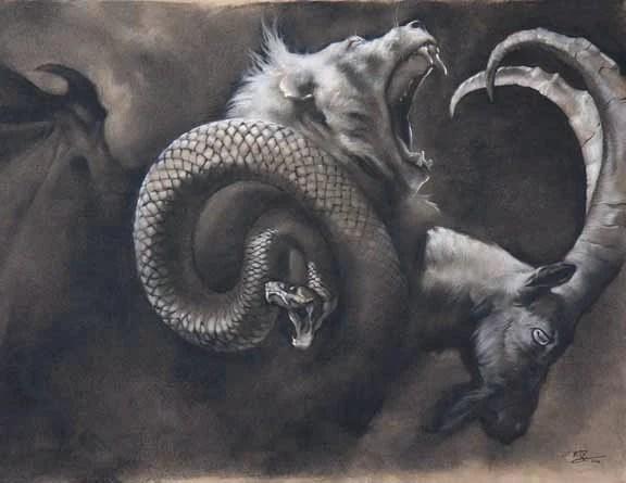 Chimera Mythology