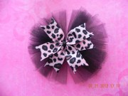 items similar pink black