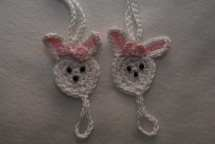 Crochet Pattern Bunny Barefoot Sandals