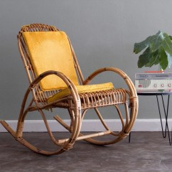 Wicker Rocking Chairs Hanging Chair Lazada Sale Franco Albini By Castandcrew On Etsy
