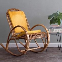 Wicker Rocking Chairs Swivel Chair Helinox Sale Franco Albini By Castandcrew On Etsy
