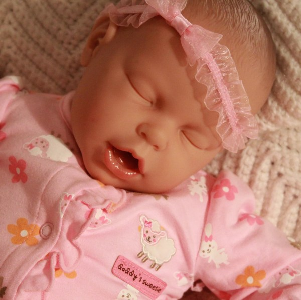 Newborn Baby Reborn Doll 20 Life Size And Real